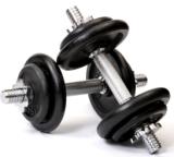 Mon, 10SEPT12 – Shoulders, Calves &Cardio