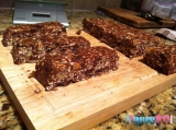 Nut Protein Bars