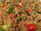 Beef Quinoa