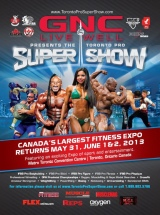 Toronto Pro SuperShow – 7 Days Out