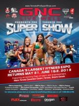 Toronto Pro SuperShow – 6 DaysOut