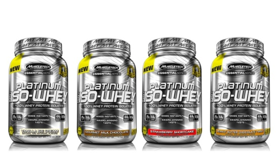 Platinum Series Ios-Whey