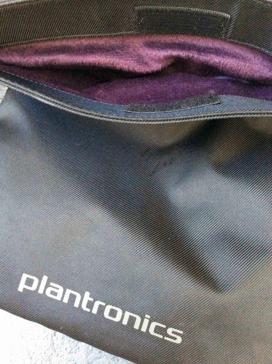 Plantronics carry bag