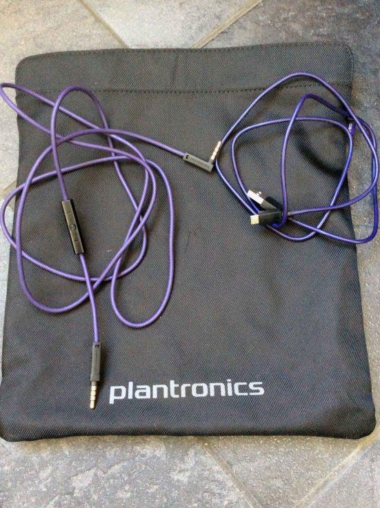 plantronics wires